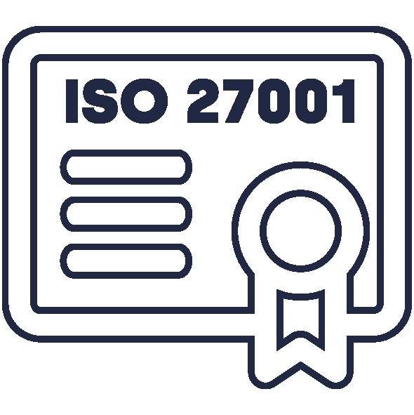 Bersertifikasi ISO27001