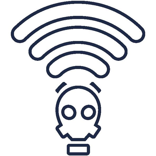 Koneksi Internet yang Tidak Aman
